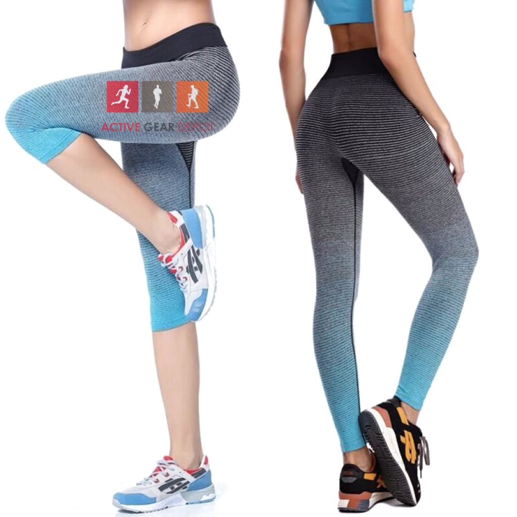GRADIENZ Fitness, Running and Yoga Leggings - Fitness Gear - Active Gear Depot