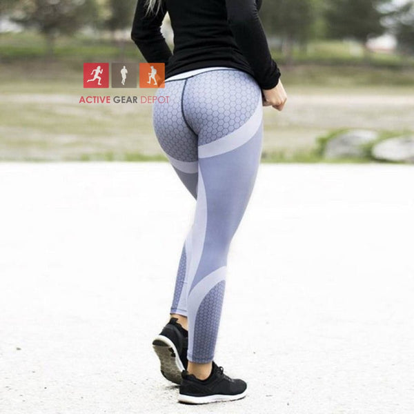 9e5717260d HUNEEZ Elegant Fitness Leggings - Limited time - FREE Shipping – Active  Gear Depot