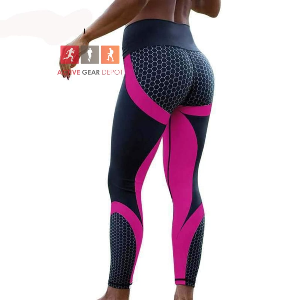 HUNEEZ Elegant Fitness Leggings - Active Gear Depot