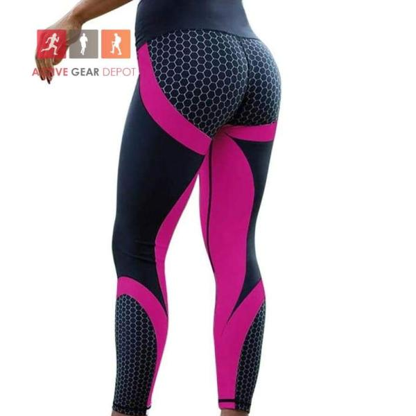 HUNEEZ Elegant Fitness Leggings - Limited time - Just $14.95 FREE Shipping - Active Gear Depot