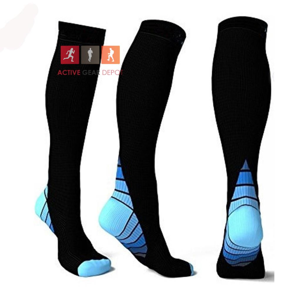 COMPREZ - Compression Long Socks - Active Gear Depot