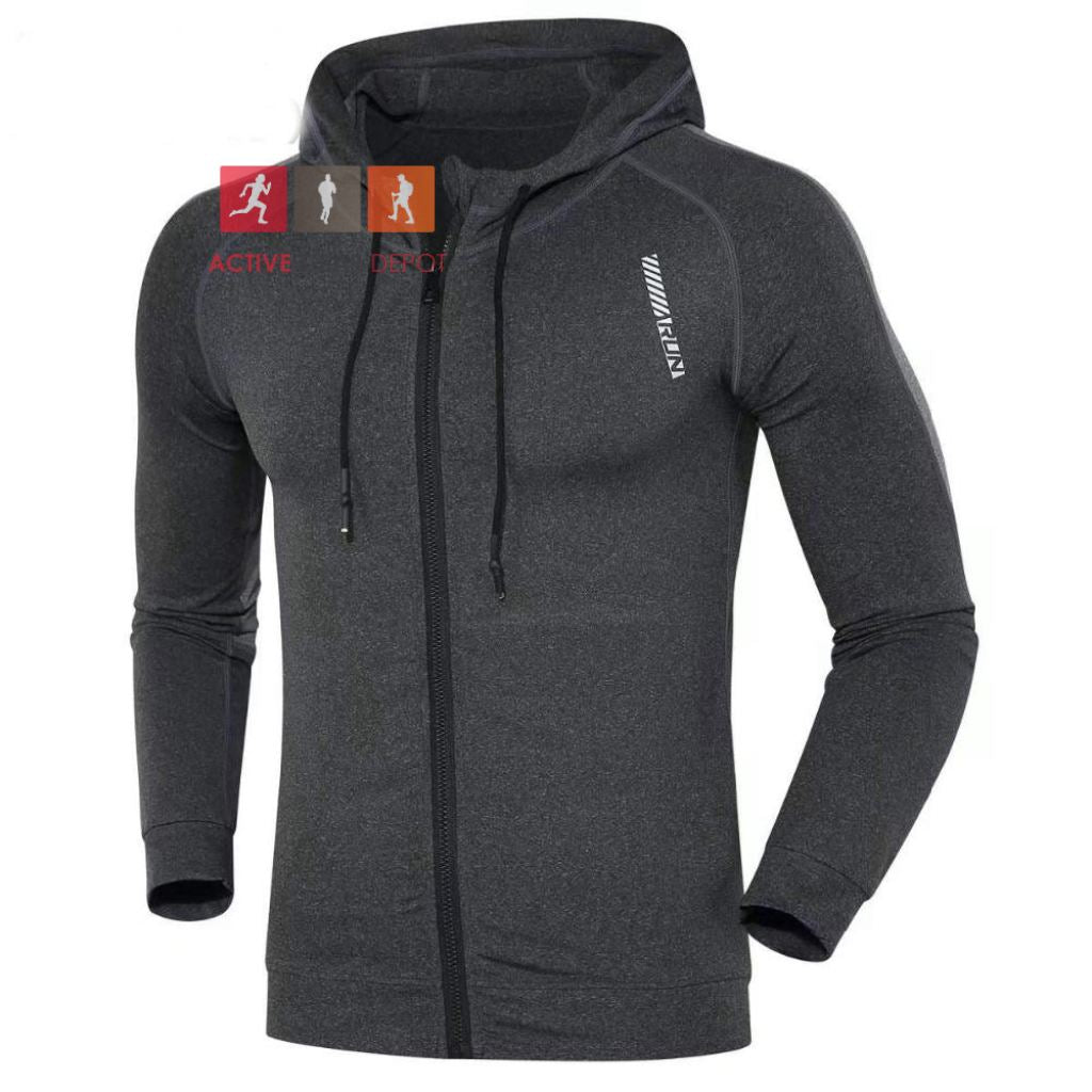 Men's Multi Running and Fitness Jacket - Fitness Gear - Active Gear Depot
