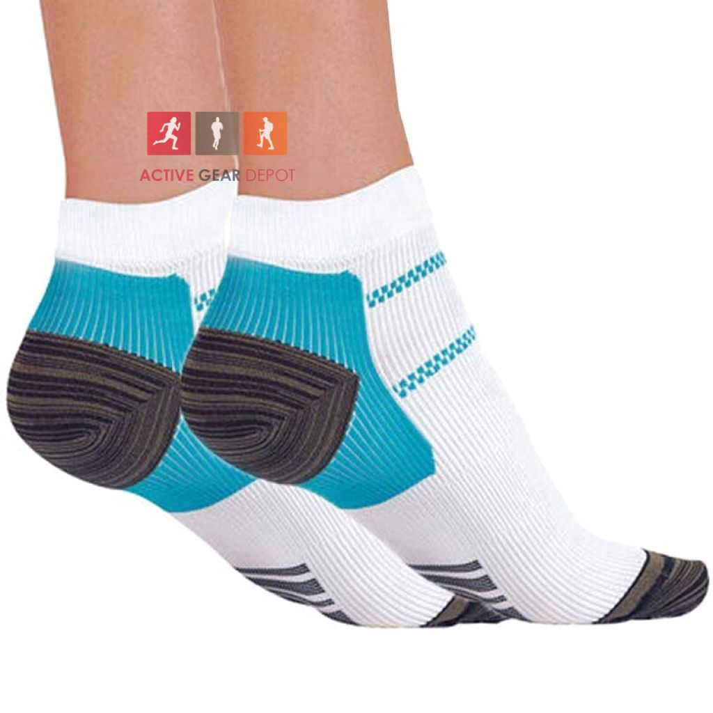 Miracle Compression Anti-Fatigue Comfy Running & Fitness Socks - Active Gear Depot