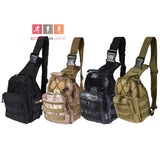 Shoulder Tactical Outdoors 600D Backpack