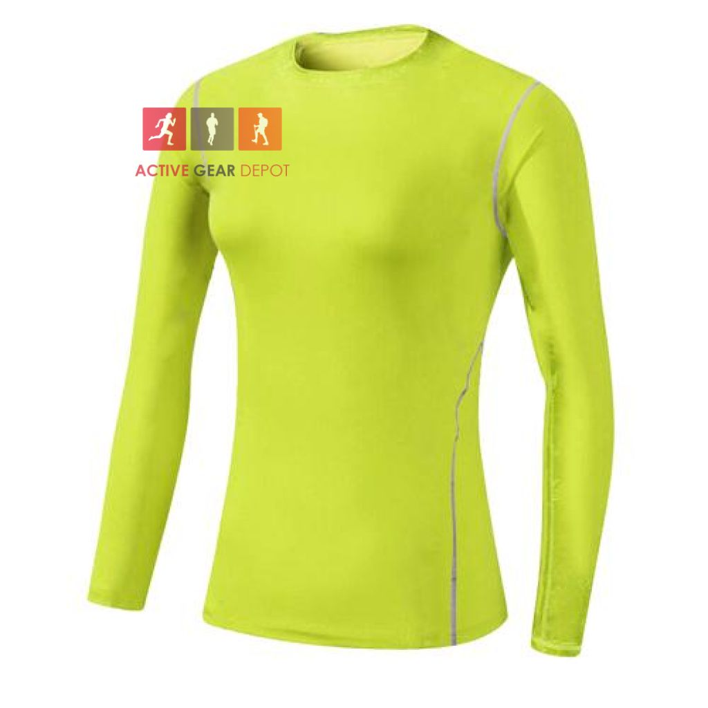 b3057f60 Women's Long Sleeve Quick Dry Running and Fitness Shirt – Active ...