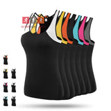 Women's Mesh Sleeveless Fitness and Running Vest - Tops.