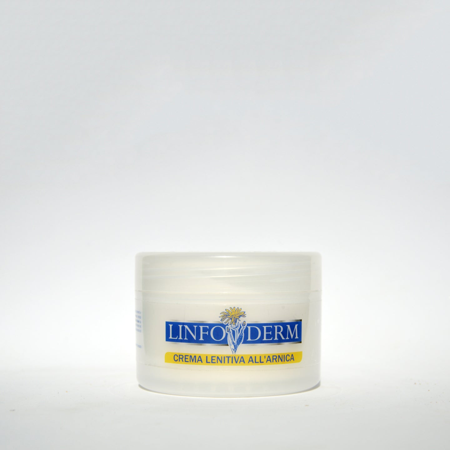 Crema Lenitiva all'Arnica (250ml) - Linfoderm