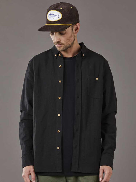 Anchorage Shirt Black