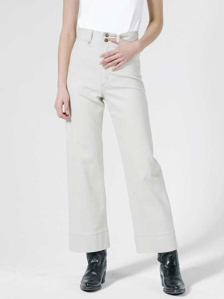 Belle Stretch Jean Vintage Bone
