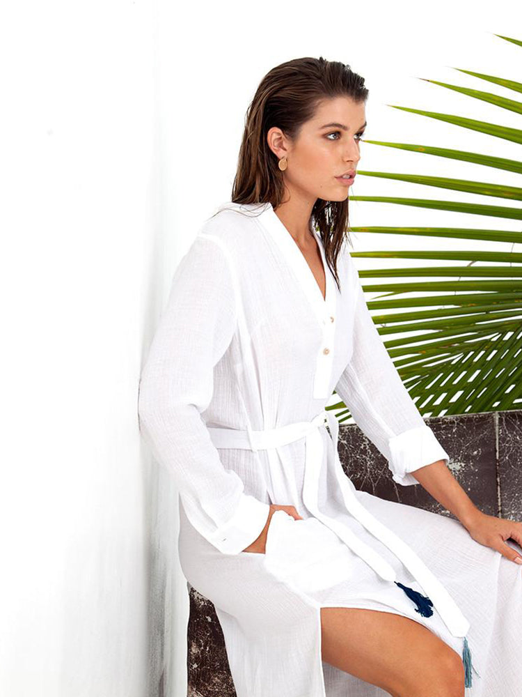 Freida Shirt Dress