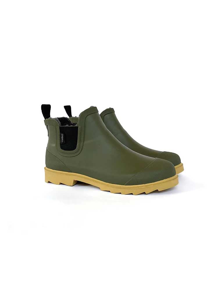 Marlo Gumboot Green