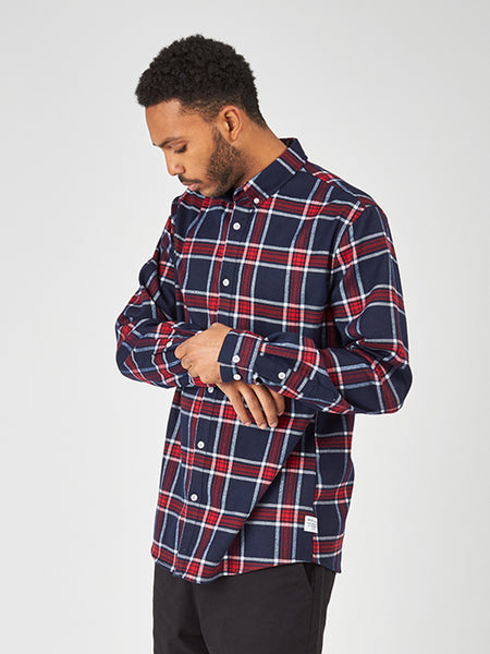 Fiction LS Huntington Shirt