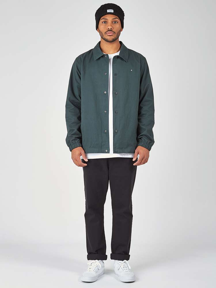 Coaches Jacket Emerald