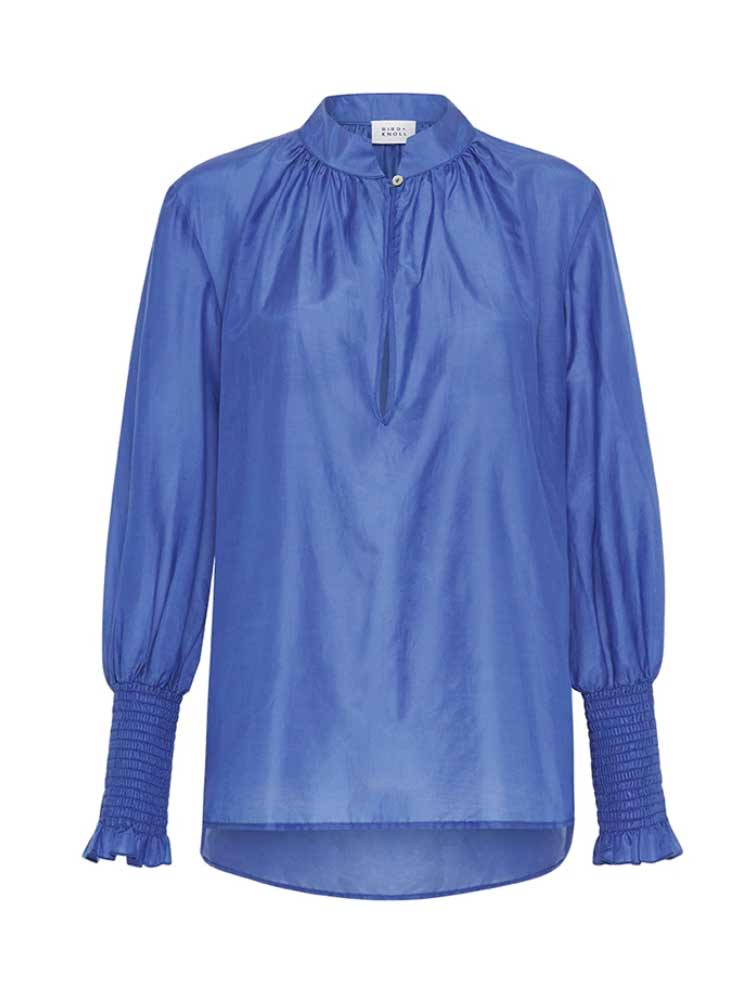 Izzy Blouse Blue