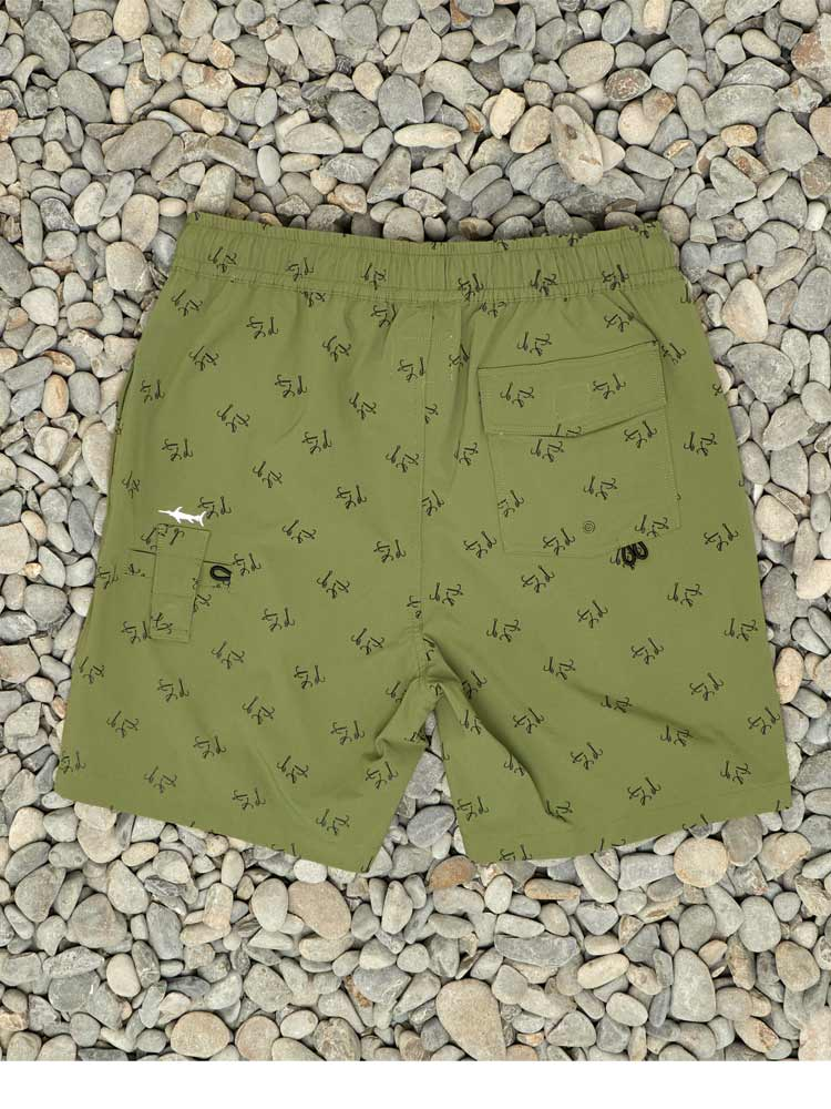 Treble Crewman Shorts