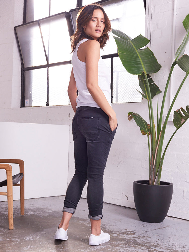 Idoho Pull-On Jeans