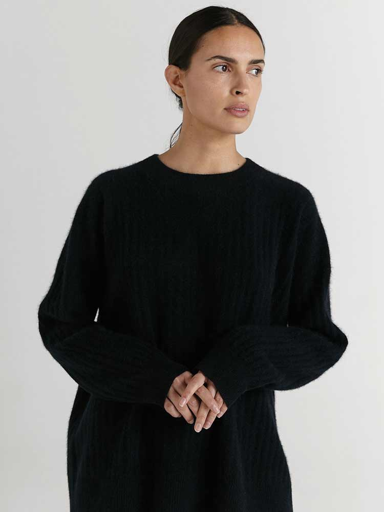 Jo Jumper Black
