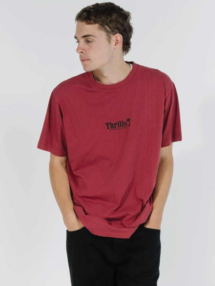 Palm Of Thrills Merch Fit Tee