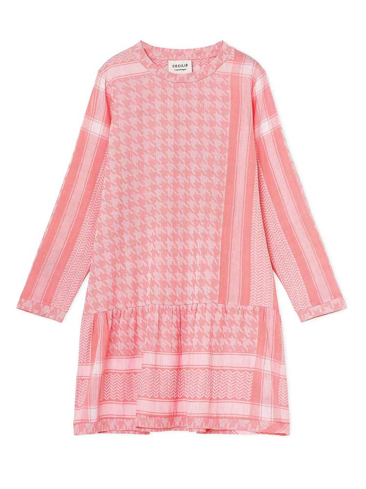 Dress 2 O Long Sleeve Pink