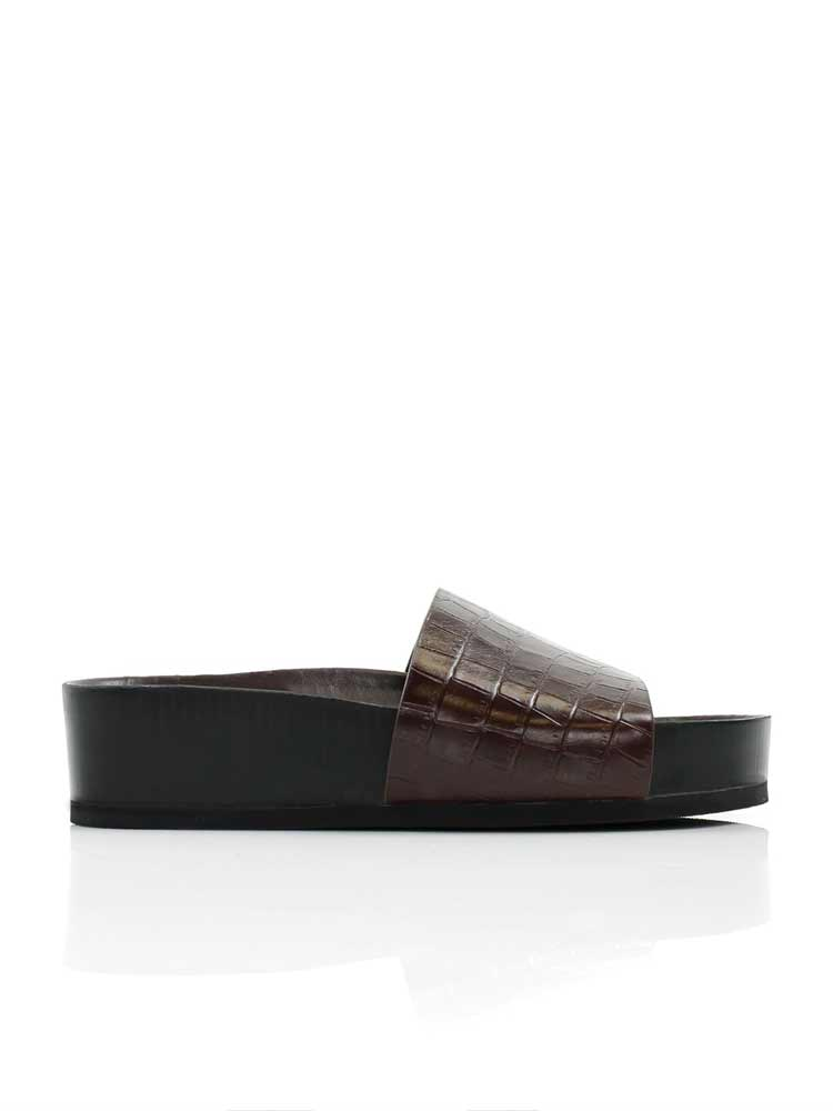 Platform Slide Mulberry