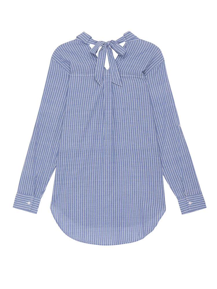 Maldives Stripe Shirt