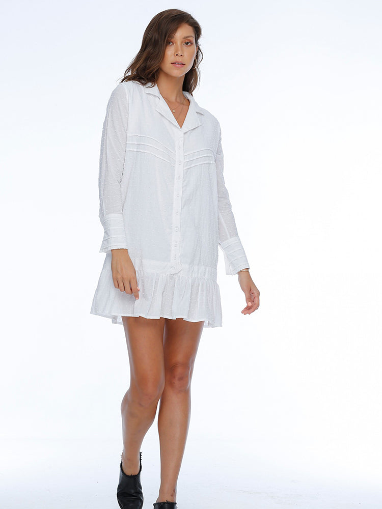 Claude Shirt Dress