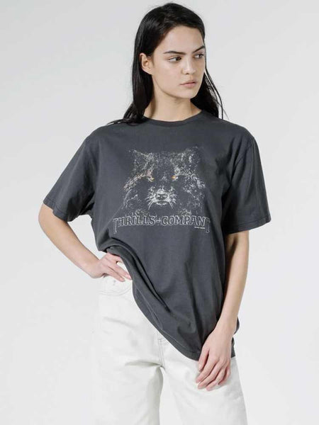 Shades Of Wolf Band Fit Tee