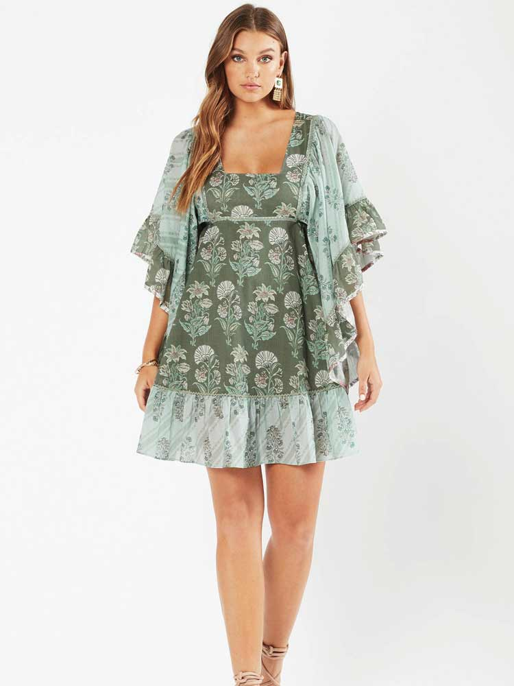 Margaux Long Sleeve dress