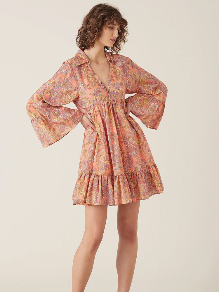 Sisandia Longsleeve Dress