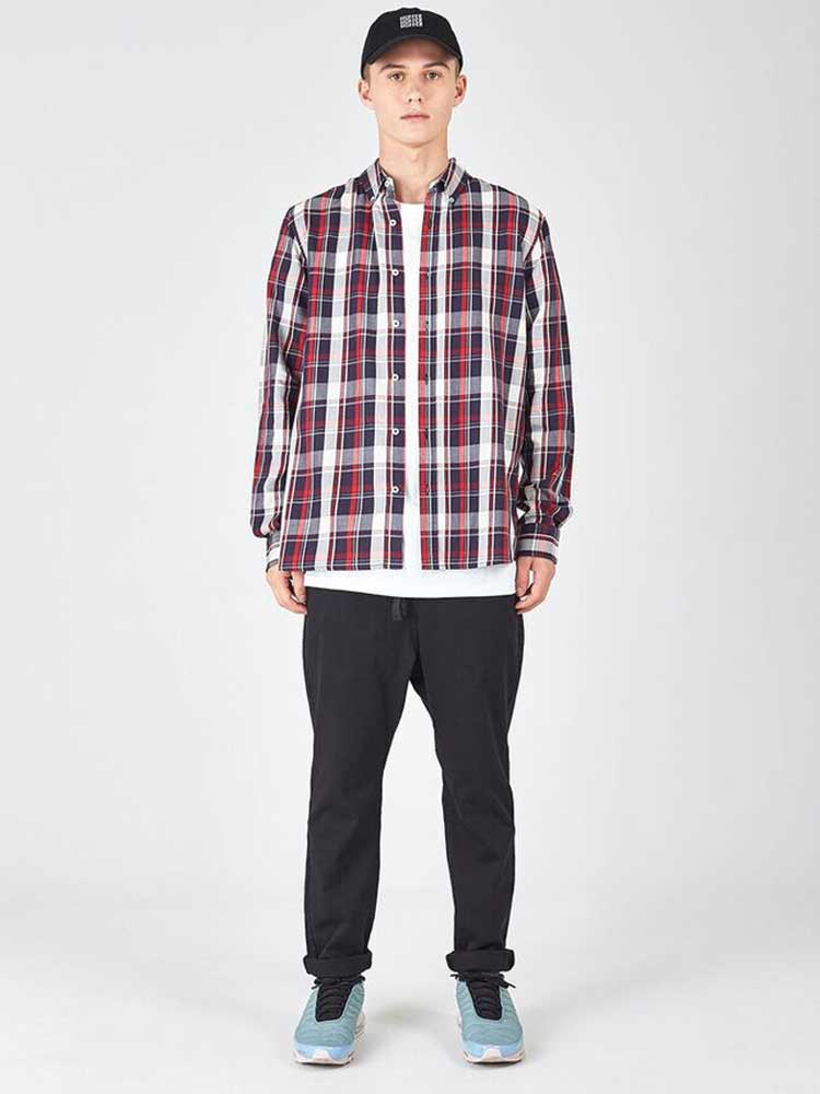 Long S Huntington Shirt
