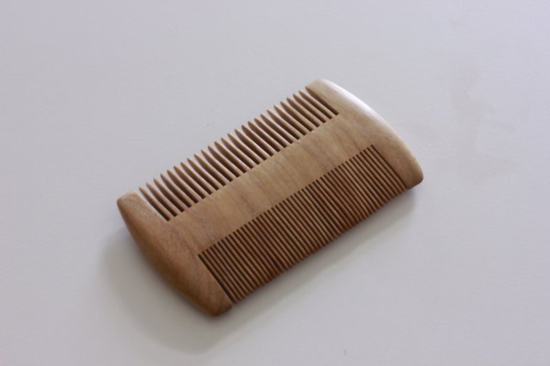 Natural Verawood Comb