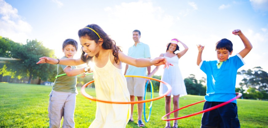 Best Summer Sports for Kids and Family
