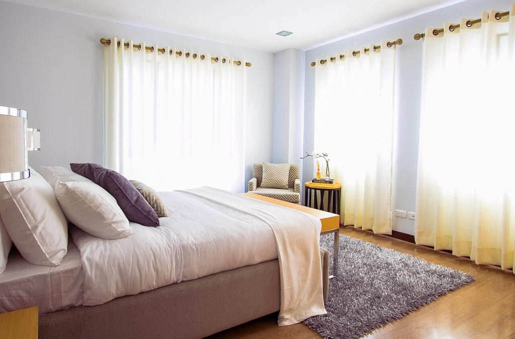 How to Make Your Bed at Home Like a Luxurious Hotel – Hilaire ...