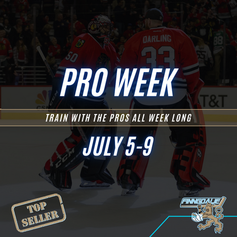 Pro Week 2021 (July 5th-9th)