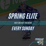 Spring Elite Training Program 2021