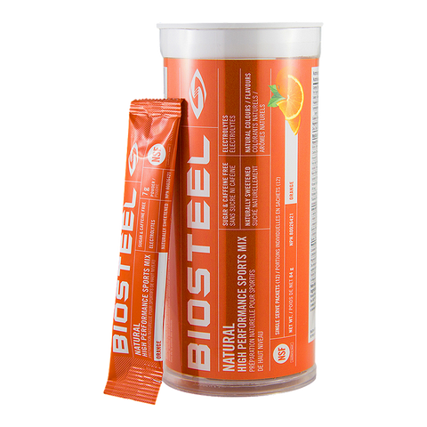 Biosteel Single Serving - PEACH MANGO