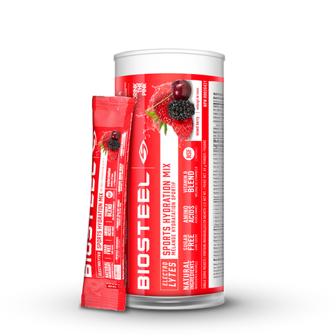Biosteel Single Serving - MIXED BERRY