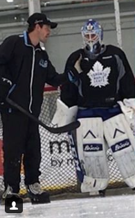 Team Goalie Coaches 2019