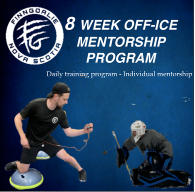 8 Week Off-Ice Mentorship Training Program