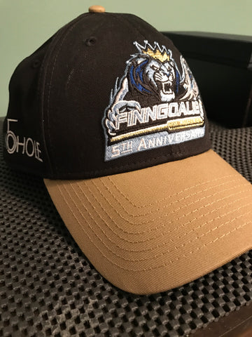 No5Hole Finngoalie 5th Anniversary Hat