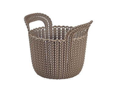 Curver 3lt Knit Basket