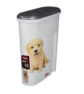 Curver 4.5lt/1.5kg Pet Food Storage Container