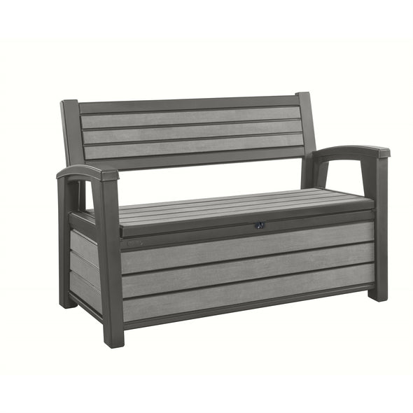 Hudson Outdoor Storage Bench