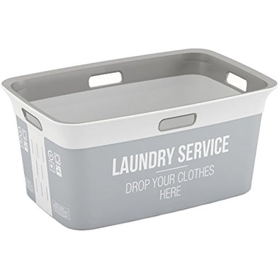 KIS Chic Laundry Basket (Modern)