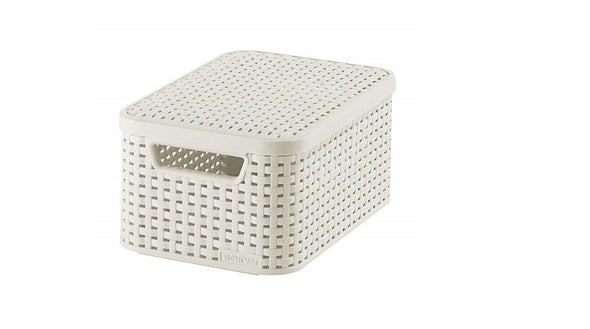 Curver Knit Style Storage Box (small)