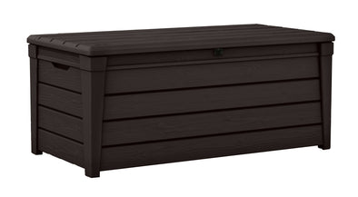 Brightwood Outdoor Storage Box (Brown)