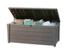 Brightwood Outdoor Storage Box (Taupe)