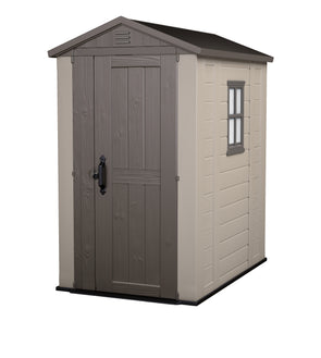 Factor 4 x 6 Shed
