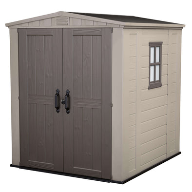 Factor 6 x 6 Shed