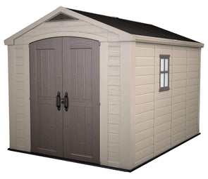 Factor 8 x 11 Shed